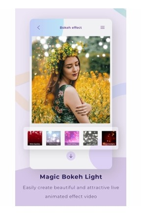 Bokeh-Effect-Video-Maker
