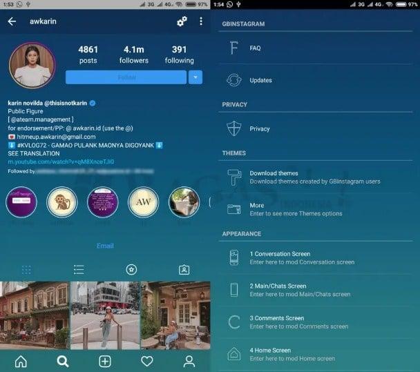 Cara-Instal-Instagram-Transparan-Mod-Apk