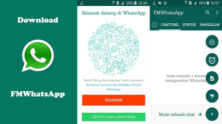 Download Fm Whatsapp Terbaru Anti Blokir