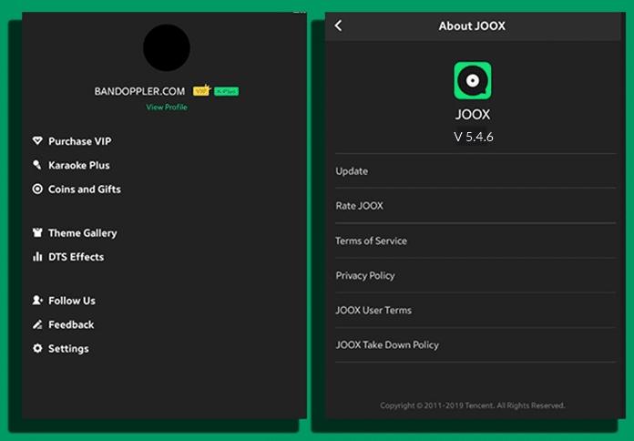 Spesifikas-JOOX-VIP-Mod-Apk