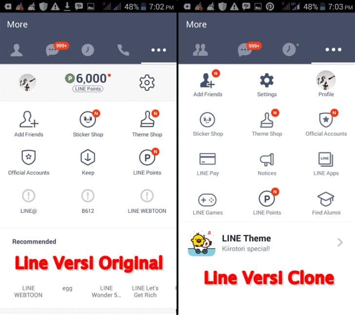 Spesifikasi-dan-Download-Line-Premium-Clone-Mod-Apk