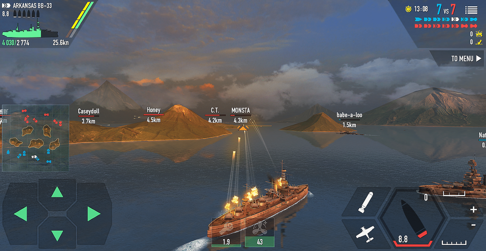 Battle-of-Warships-Apk-Mod