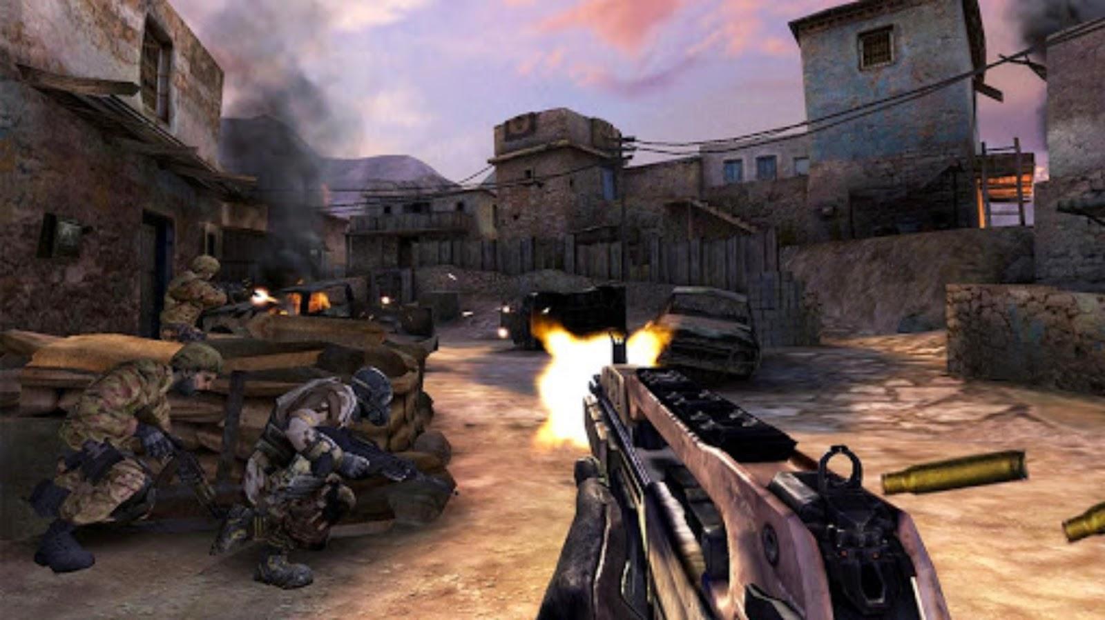 Call-Of-Duty:-Strike-Team-Mod