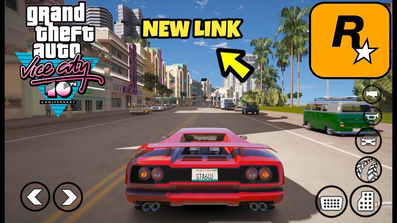 GTA-Vice-City-Mod