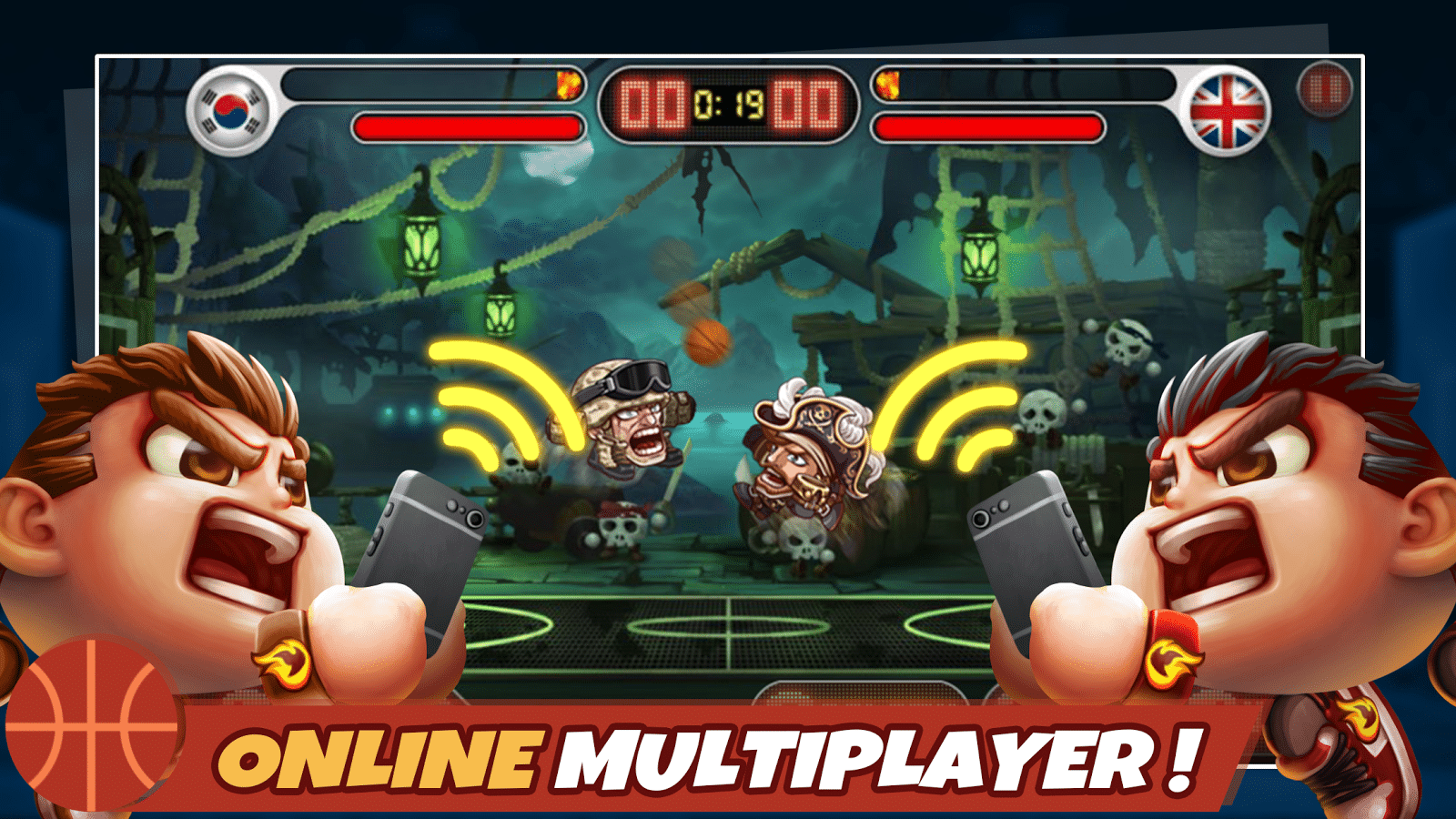 Head-Basketball-Apk