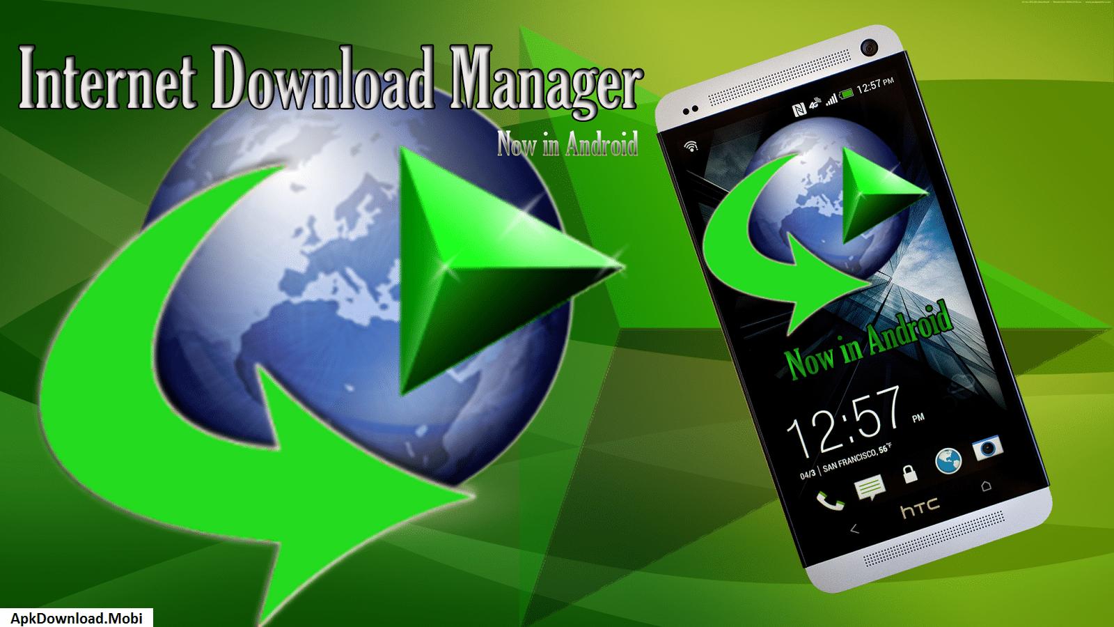 Download Idm Internet Download Manager V10 7 Apk Mod Full