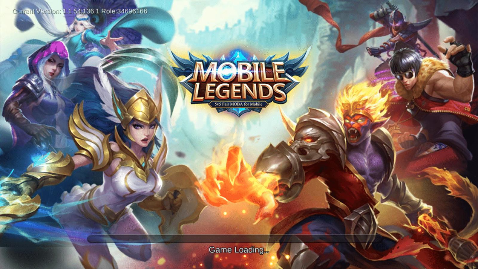 Download Mobile Legends Mod Apk Unlimited Money Skins