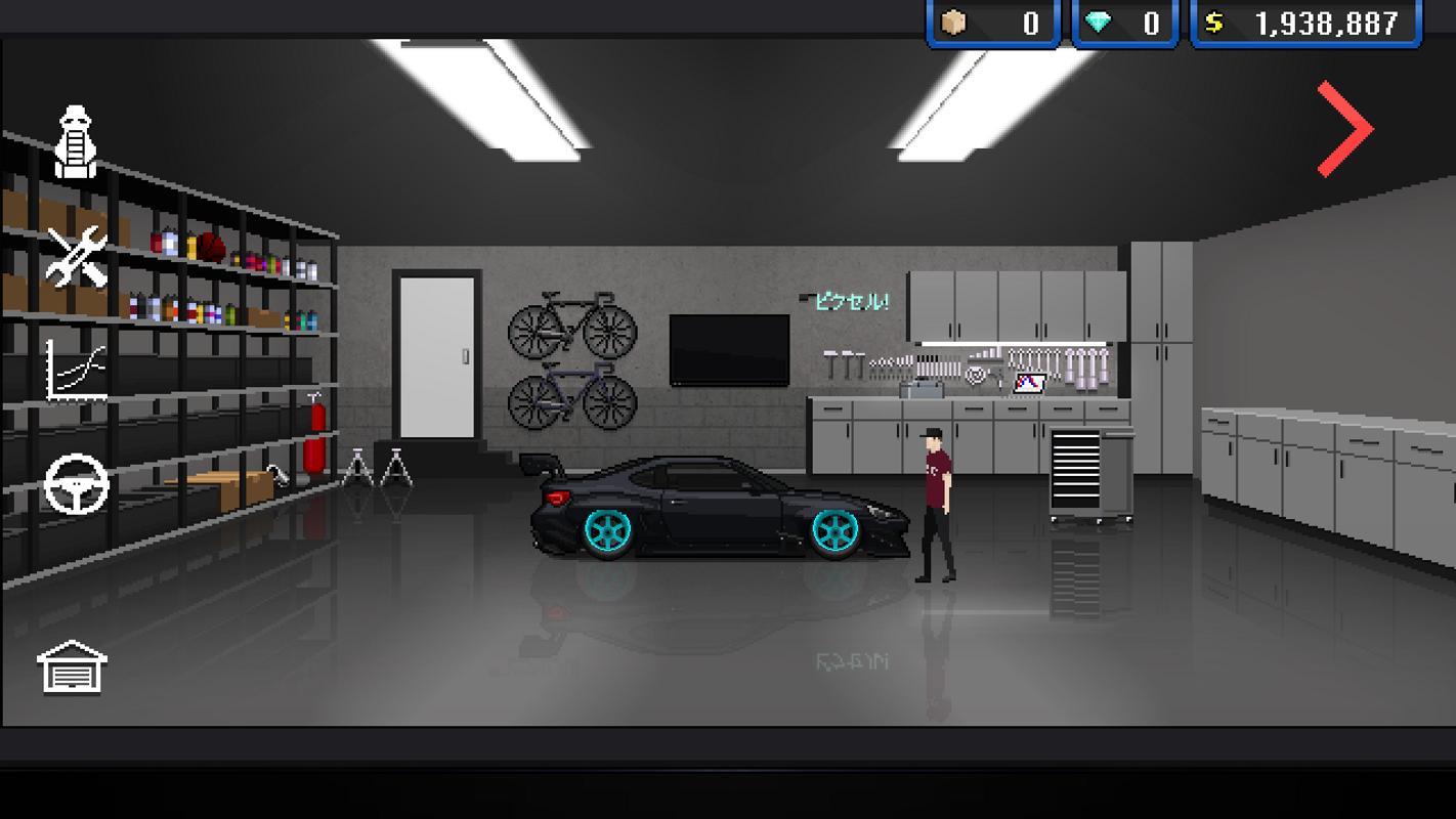 Pixel-Car-Racer-Apk