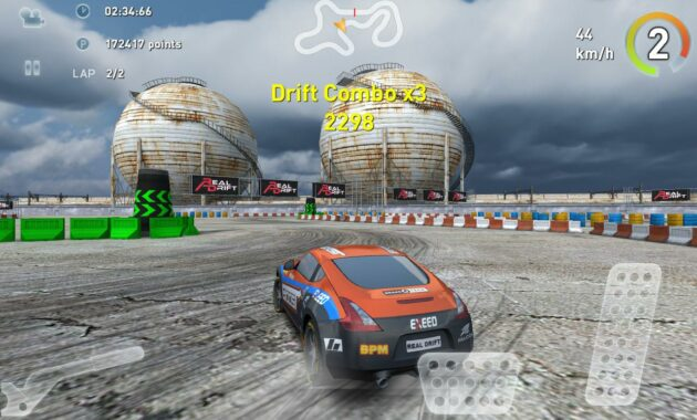 Real-Drift-Car-Racing-Mod