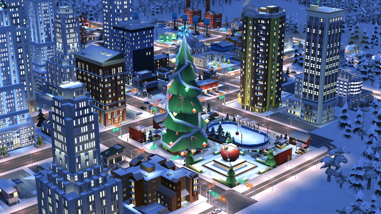 SimCity-Buildit-Apk