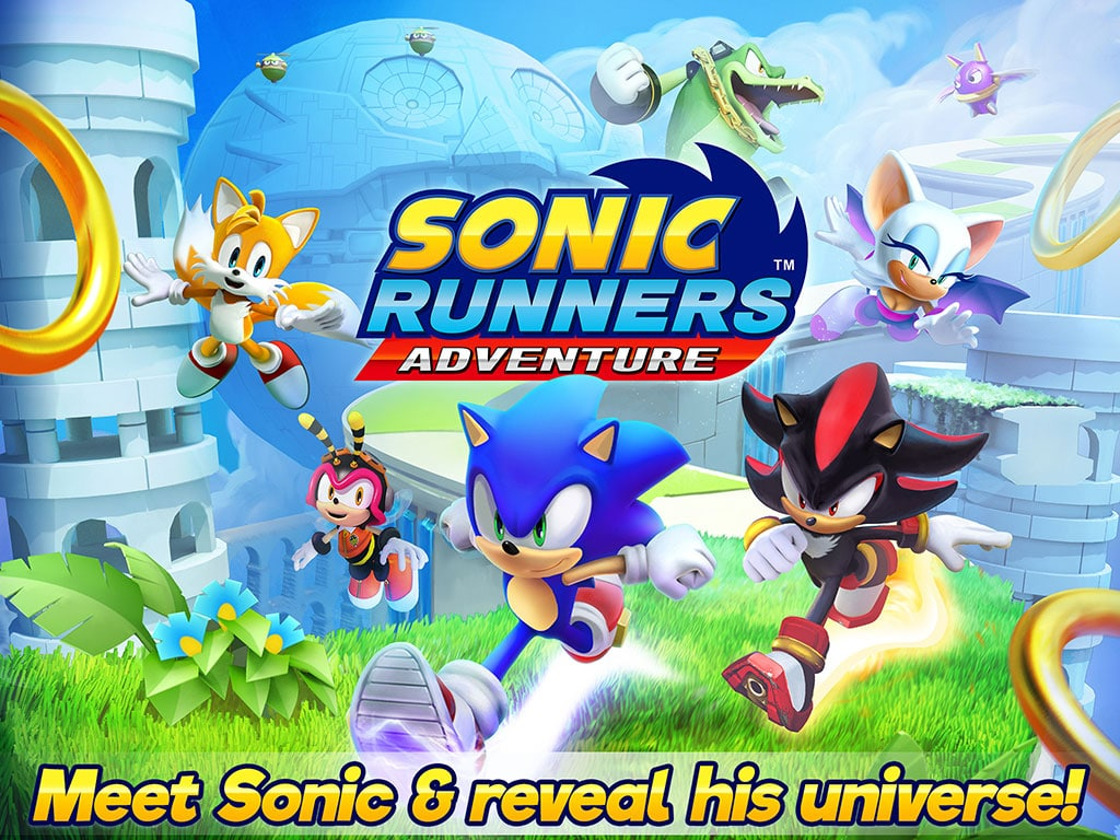 Sonic-Runners-Adventure-Apk