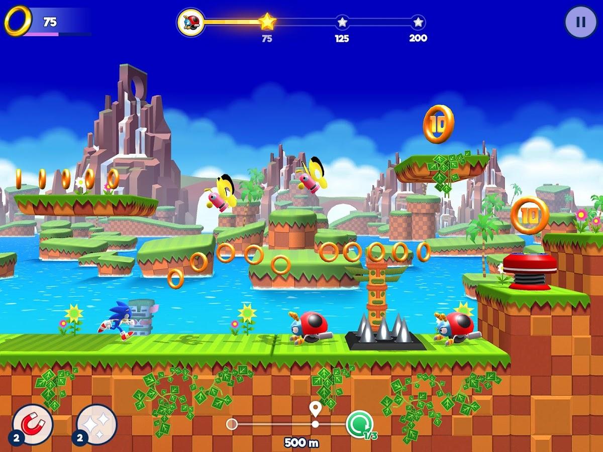 Sonic-Runners-Adventure-Apk-Mod
