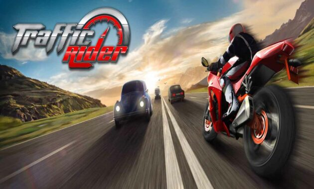 Traffic-Rider-Apk