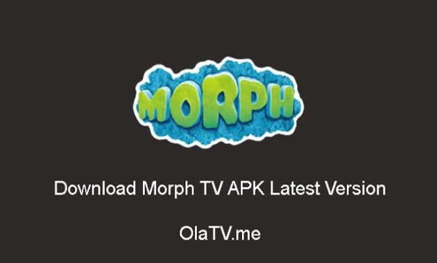 Download-Morph-TV-Apk