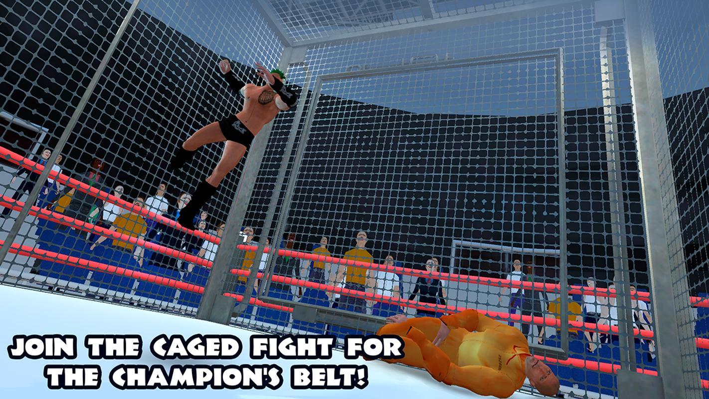 Wrestling-Revolution-3D-Mod
