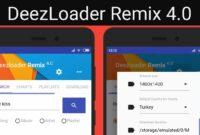 Deezloader-Apk