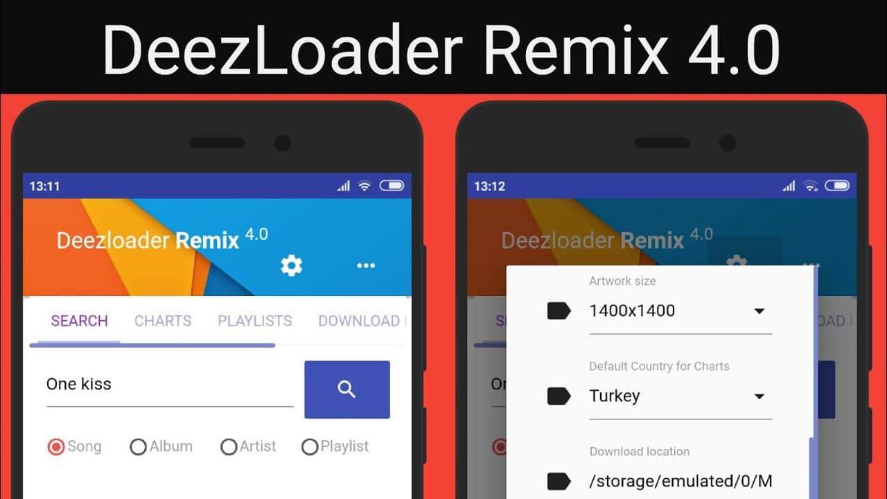 Deezloader-Mod