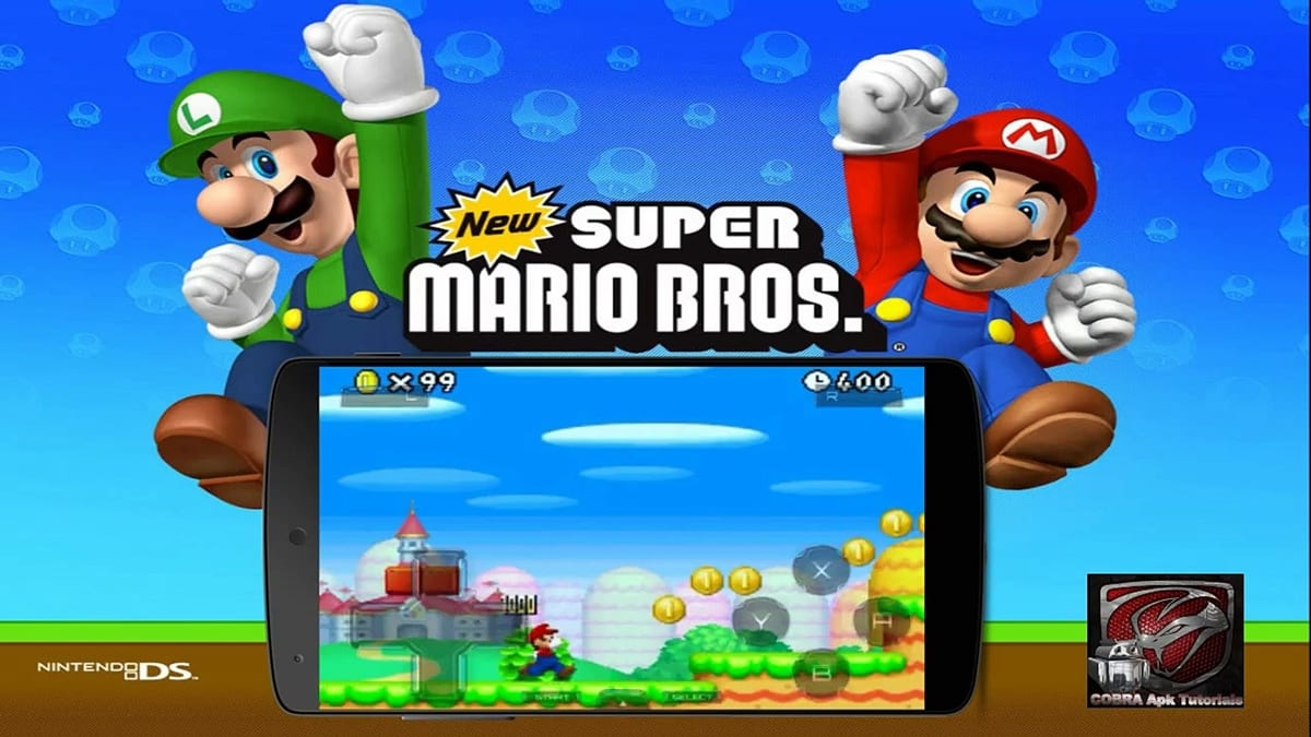 Super-Mario-Bros-Apk