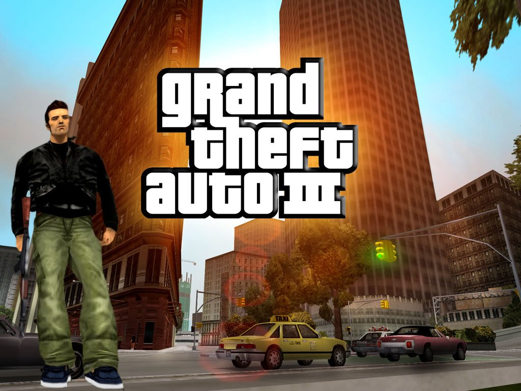 Grand Theft Auto III (GTA 3) PC Game Download Full Version