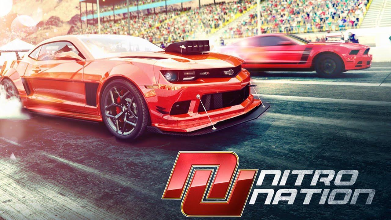 Nitro-Nation-Drag-Apk