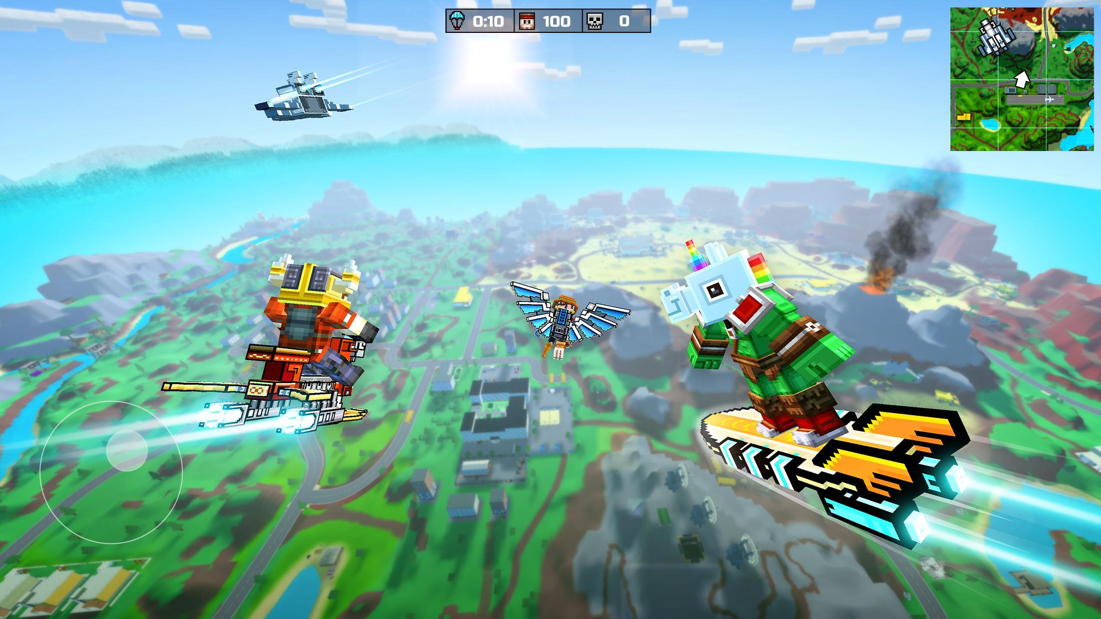 Pixel-Gun-3D-Mod