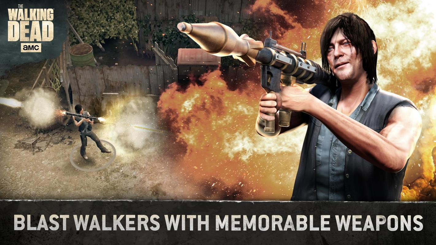 The-Walking-Dead-Road-to-Survival-Apk