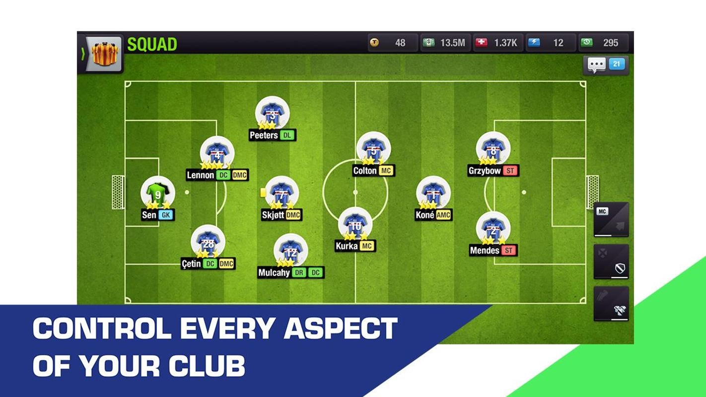 Top-Eleven-2020-Mod
