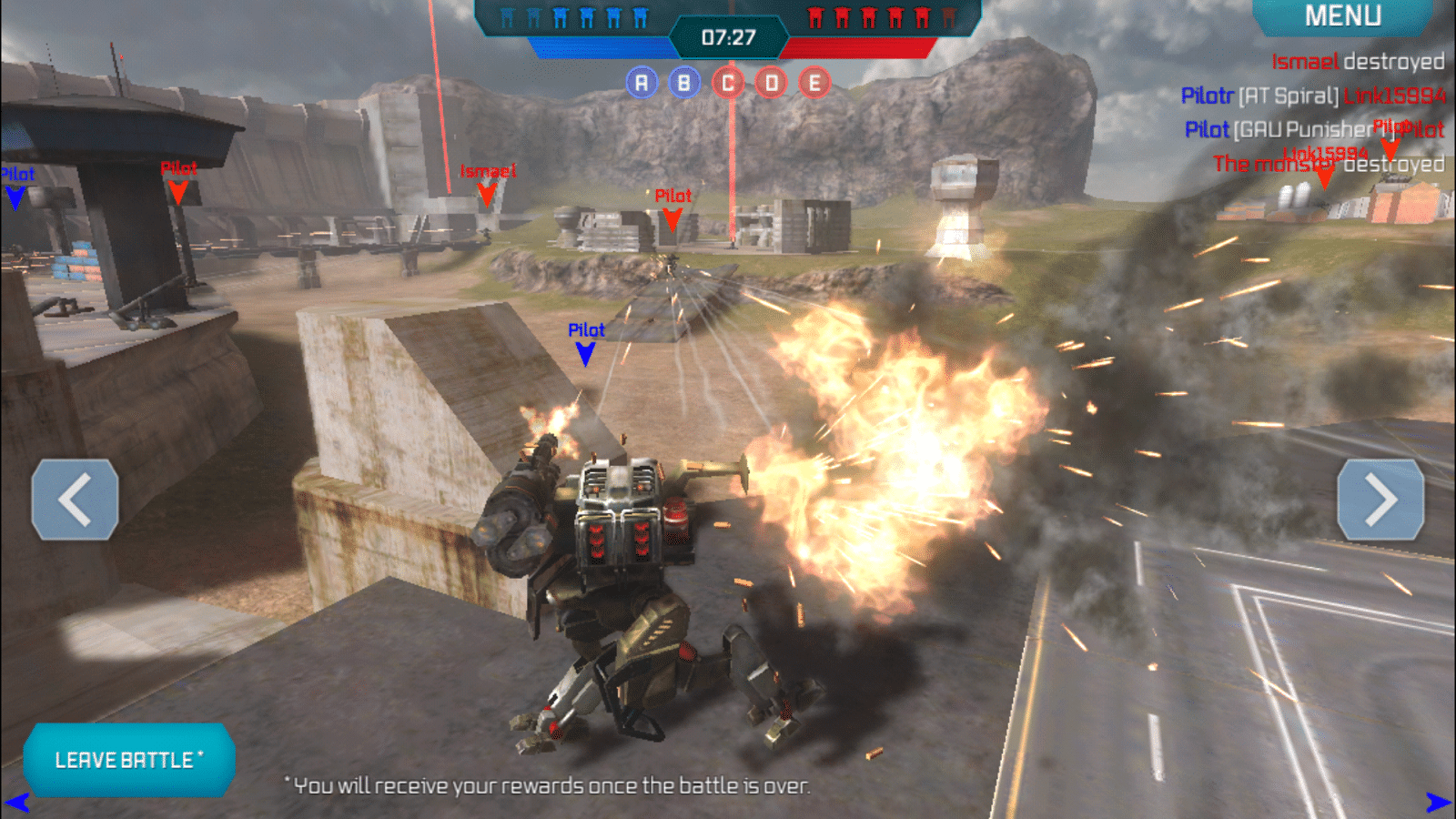 War-Robots-Apk