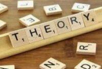 Pengertian Teori
